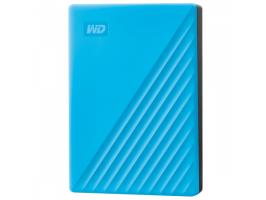 WD MY PASSPORT 4TB BLUE WORLDWIDE...