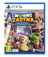 TEAM17 Worms Zadyma: Edycja Duzego Kalibru...