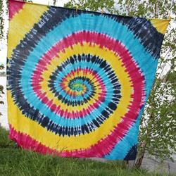Bardzo duży ręcznik plażowy  SHALMA MANDALA...